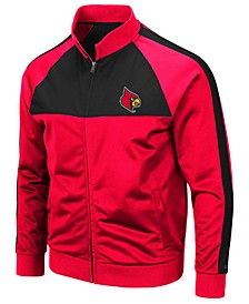 Men's Louisville Cardinals Palooza Track Jacket