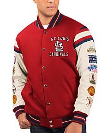 Men's St. Louis Cardinals Victory Form Commemorative Jacket