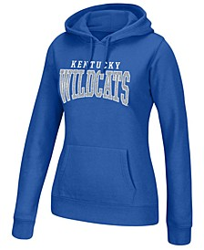 Women's Kentucky Wildcats Essential Fleece Hooded Sweatshirt