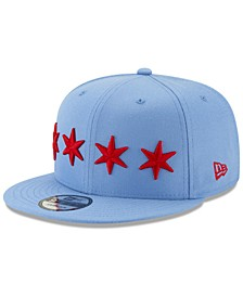 Chicago Bulls City Series 9FIFTY Cap