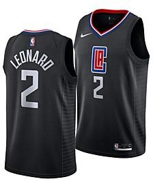 Men's Kawhi Leonard Los Angeles Clippers Statement Swingman Jersey