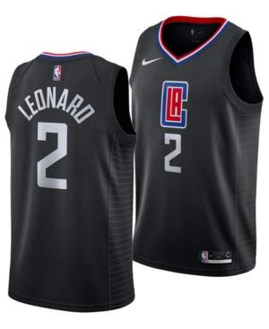 Nike Men's Kawhi Leonard Los Angeles Clippers Statement Swingman Jersey