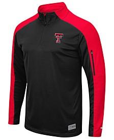 Men's Texas Tech Red Raiders Promo Quarter-Zip Pullover