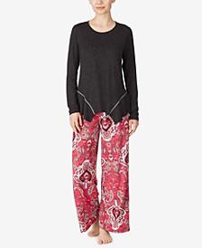Palazzo Pant Pajamas Set, Online Only