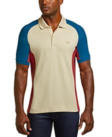 Motion Performance Piqué Polo Shirt