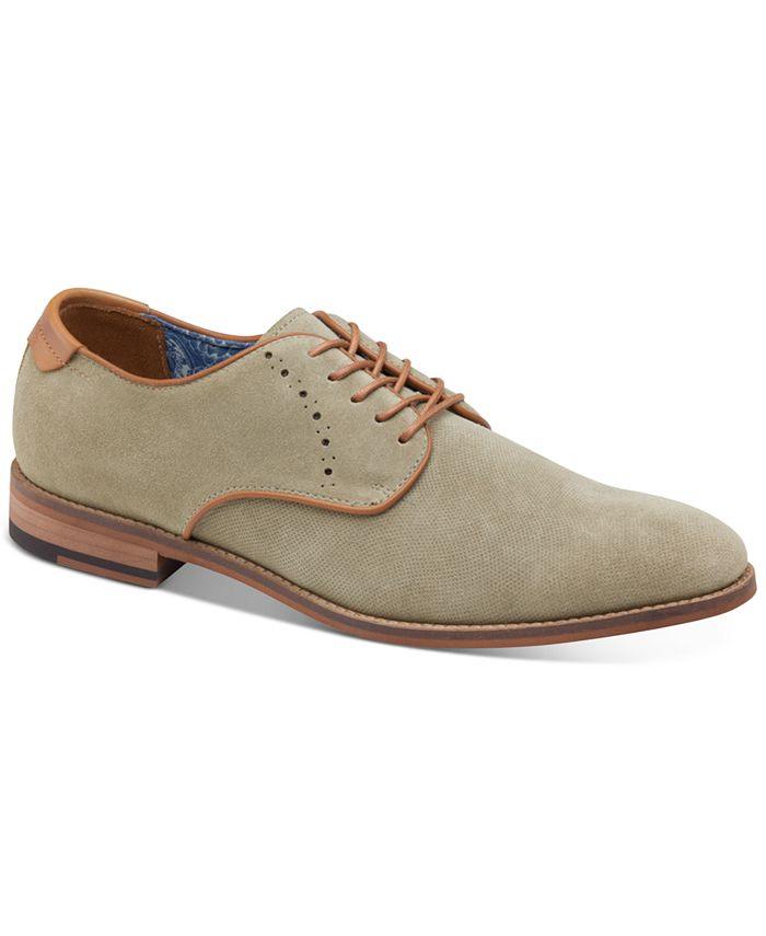 Johnston & Murphy - Men's Milliken Plain-Toe Oxfords