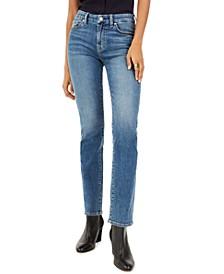 Kimmie Straight-Leg Jeans