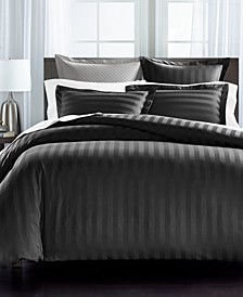 Collection Thin Stripe 550-Thread Count 2-Pc. Twin Comforter Set, Created for Macy's