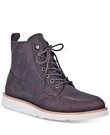Men's Harpo Wedge Lace Up Boot