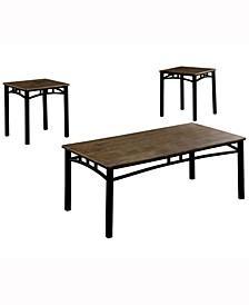 Everton 3-Piece Accent Tables Set