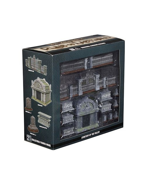 WizKids Games Pathfinder Battles - Ruins of Lastwall - Cemetery of The Fallen Premium Figures Set - 4 Pack
