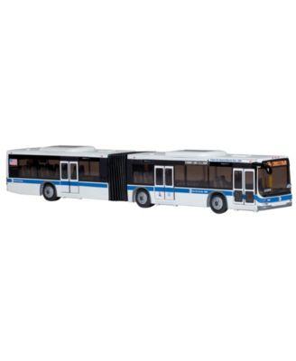 Daron New York Mta Hybrid Articulated Bus