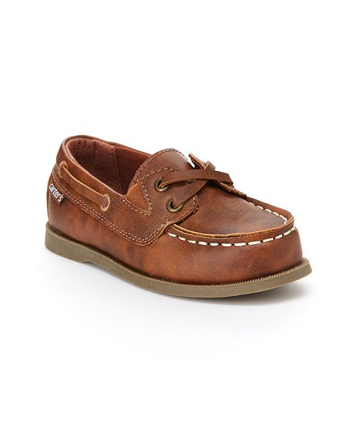 Carter's Toddler and Little Boy's Bauk3 Boat Shoe