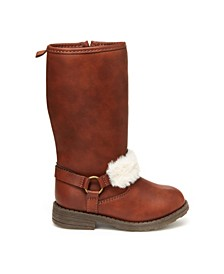 Toddler and Little Girl's Dove Boot