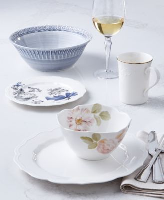 Classic Wild Rose Dinner Plate, Created For Macy's