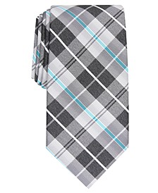 Men's Dever Classic Plaid Tie