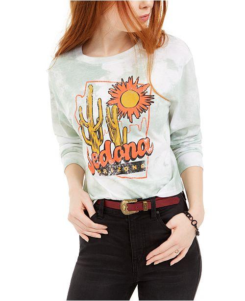 Love Tribe Juniors' Sedona Graphic T-Shirt