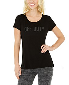 Off Duty Graphic T-Shirt, Created for Macy's