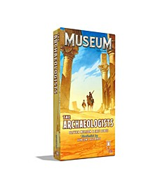 Museum Board Game The Archeologist Expansion