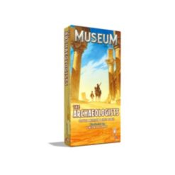 Holy Grail Games Museum Board Game The Archeologist Expansion