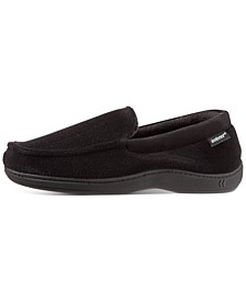 Isotoner Microterry Moccasin with Gel Infused Memory Foam