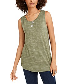 Spacedyed Tank-Tank Top. Created for Macy's