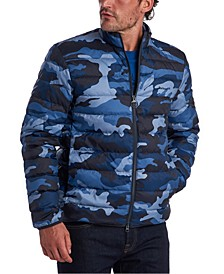 Men's Camouflage Quilted Jacket