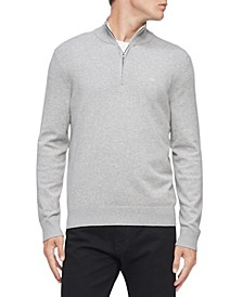 Men's 1/4-Zip Sweater