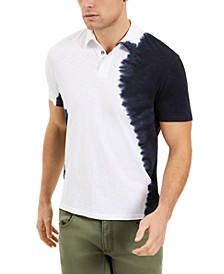 INC Men's Two Tone Polo Shirt, Created For Macy's