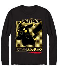 Pika Speed Men's Graphic T-Shirt