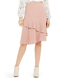 Tiered Ruffle Skirt, Created For Macy's