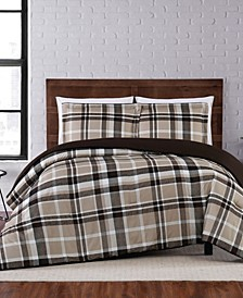 Paulette Plaid Comforter Sets