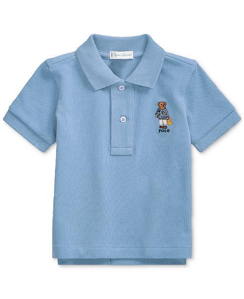 Polo Ralph Lauren Baby Boys Beach Polo Shirt