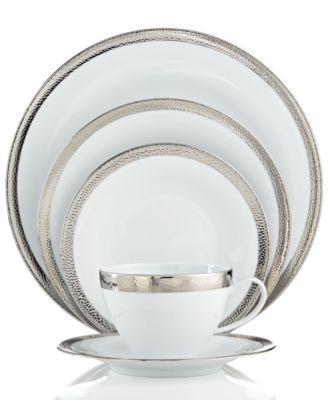 Dinnerware, Silversmith Rim Soup Bowl