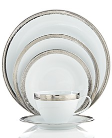 Dinnerware, Silversmith 5-Piece Place Setting