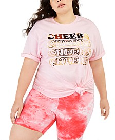 Plus Size Cheers T-Shirt
