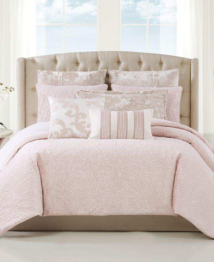 Charisma - Velvet Melange King Comforter Set