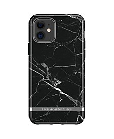 Black Marble case for iPhone 11