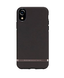 Blackout Case for iPhone XR