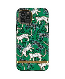 Green Leopard Case for iPhone 11 PRO