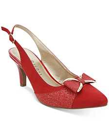 Gladiss Slingback Pumps, Created for Macy's