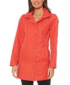 Hooded Raincoat