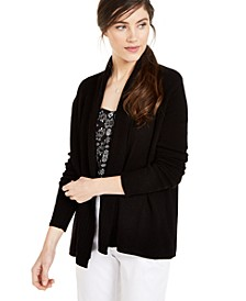 Cashmere Shawl-Collar Cardigan, Created for Macy's