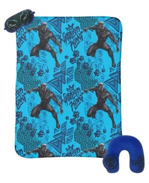 Black Panther 3-Piece Travel Set Bedding