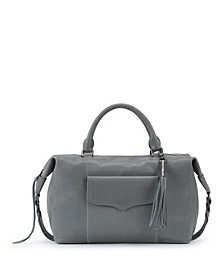 Sierra Leather Satchel