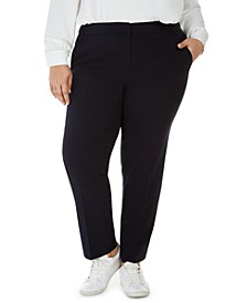 Trendy Plus Size Dress Pants, Created for Macy's