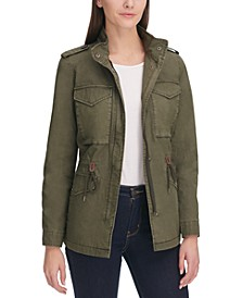 Women's Lightweight Cotton Field Jacket