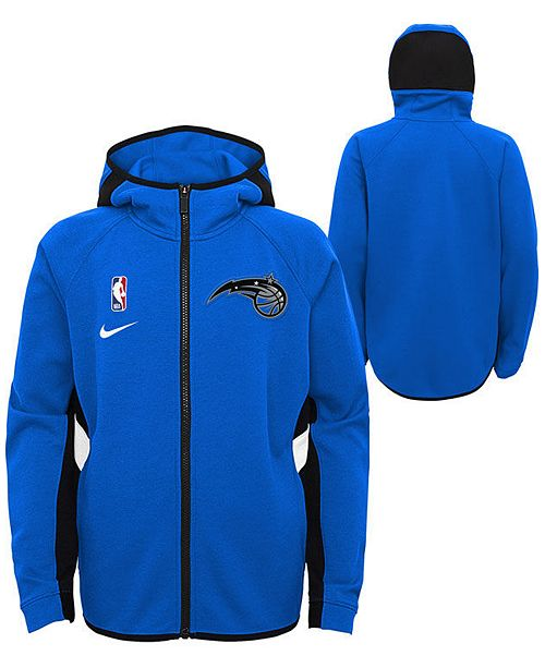 Nike Big Boys Orlando Magic Showtime Hooded Jacket