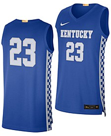 Men's Kentucky Wildcats Limited Basketball Road Jersey