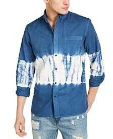 Men's Horizon Tie Dye Shirt, Created for Macy's